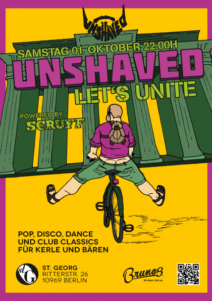 Unshaved -let's unite