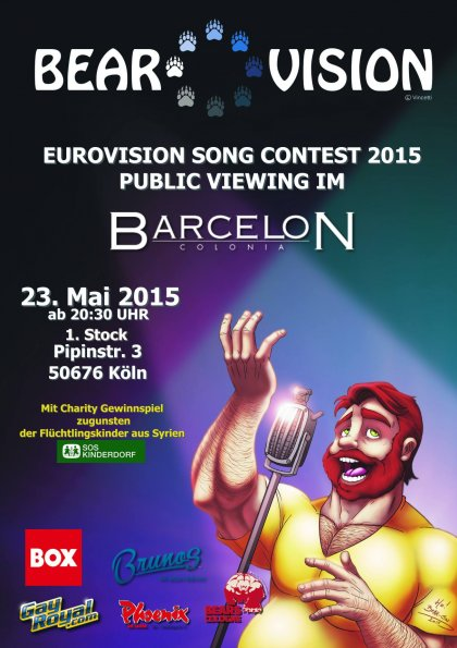 Bearovision Song Contest 2015