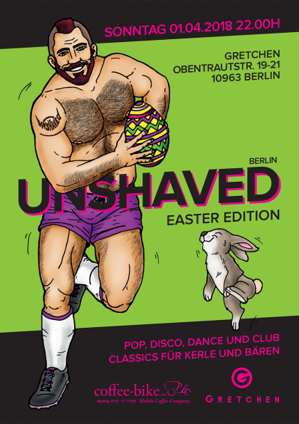 Unshaved - Easter Edition 2018
