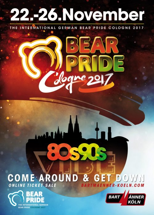 German Bear Pride Cologne 2017