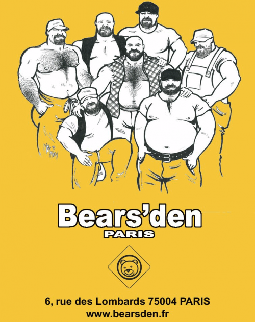 Bears'den Paris