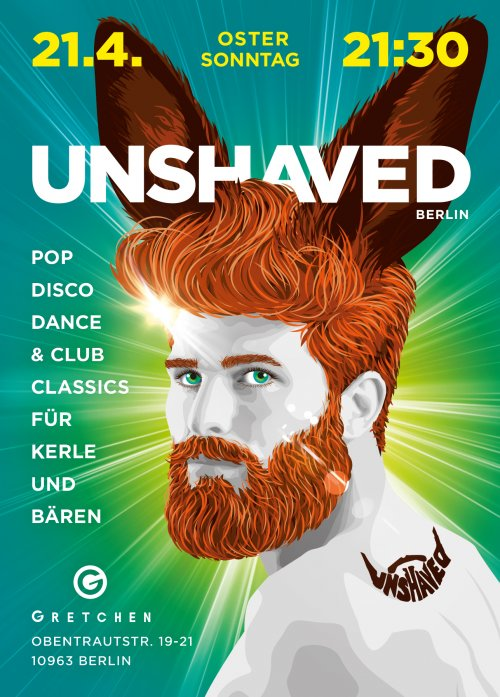 Unshaved Easter Edition 2019
