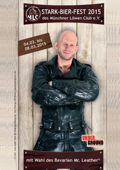 stark-bier-fest 2015 mit Wahl des Bavarian Mr. Leather