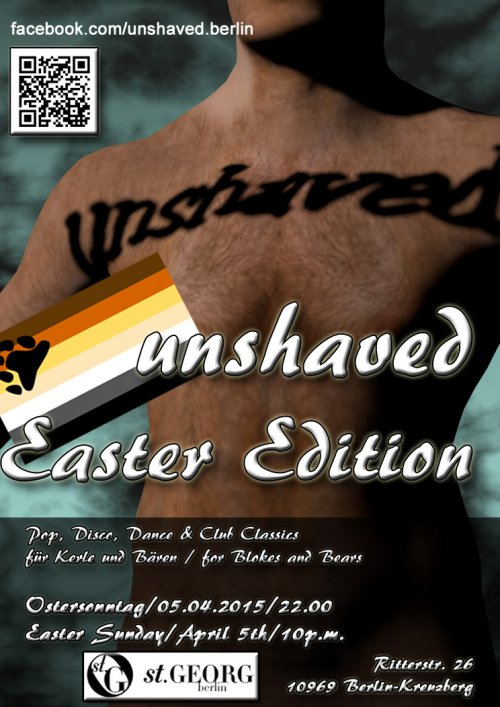 Unshaved - Easter Edition 2015
