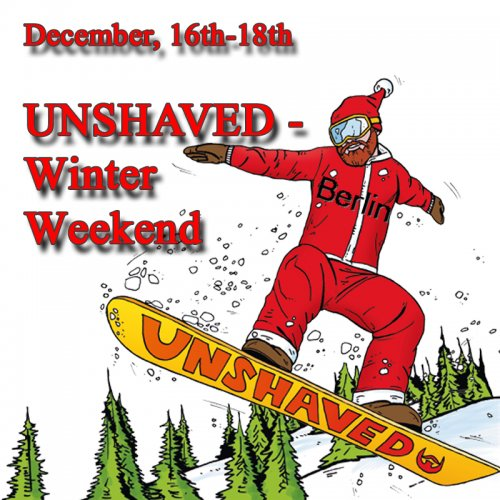 Unshaved Winter Weekend