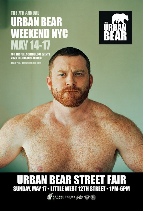 Urban Bear Weekend May 14th – 17th 2015