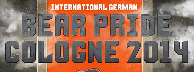 International German BEAR PRIDE COLOGNE 2014