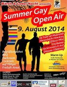 ‎Summer Gay Open Air Party 2014