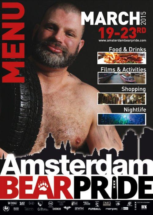 Amsterdam Bear Pride 2015