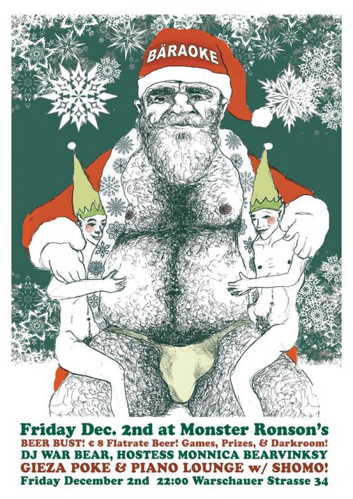 Bäraoke: Santas & Elves!