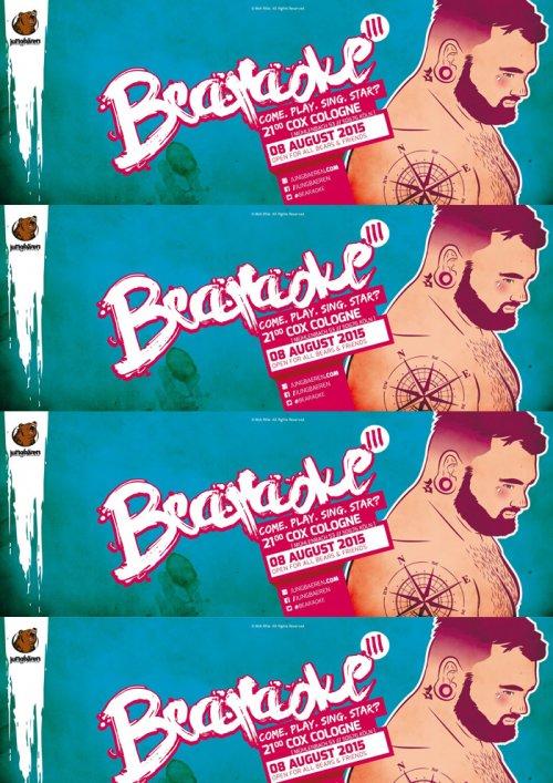 BEARAOKE August 2015 Gamescom Edition