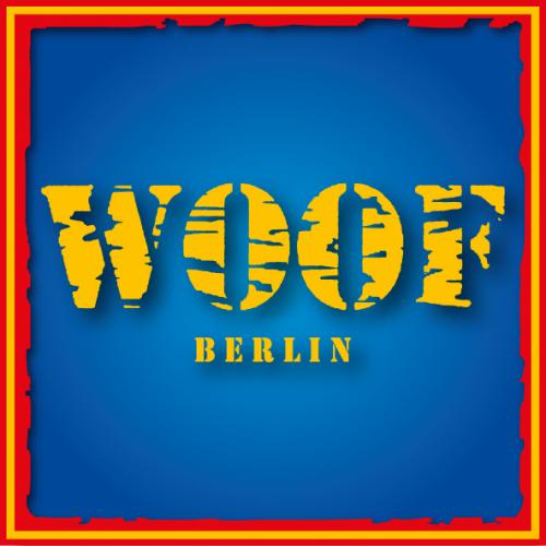 Woof Berlin Logo