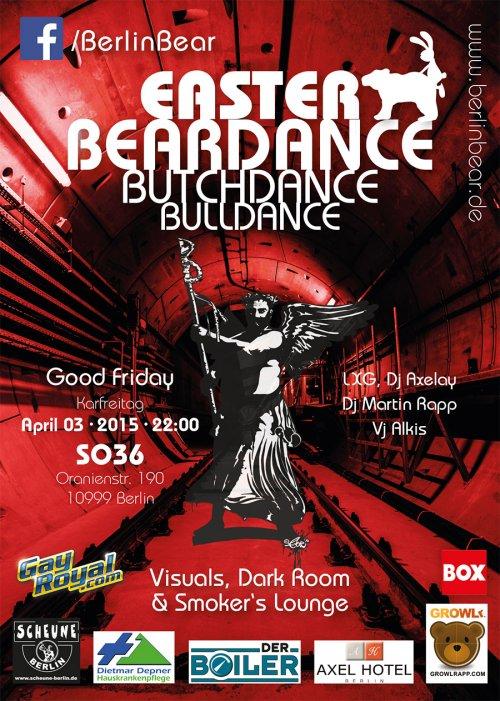 Easter BearDance 2015