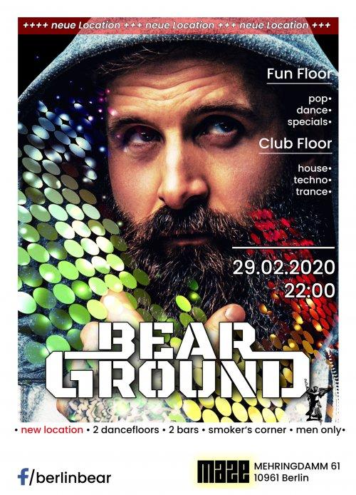 BearGround   MAZE