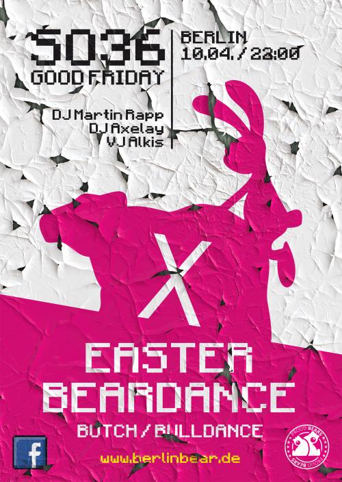 Easter BearDance 2020
