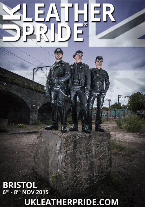 UK Leather Pride 2015