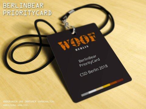 BerlinBear - PriorityCard