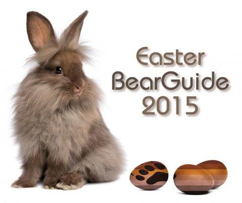 Easter BearGuide 2015 und Gewinnspiel