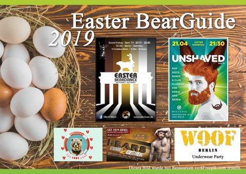 Easter BearGuide 2019