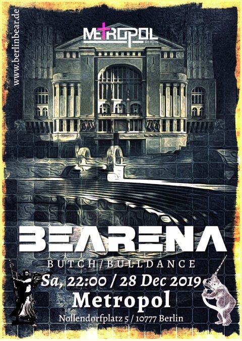 Bearena Flyer