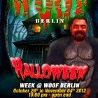 Woof Berlin Halloween 2012